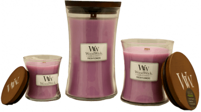 WoodWick Mini - Fresh Fowers