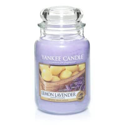 Yankee Candle Classic - Lemon Lavender