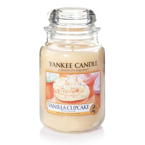 Yankee Candle Classic - Vanilla Cupcake