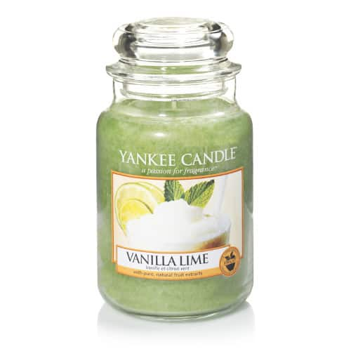 Yankee Candle Classic - Vanilla Lime