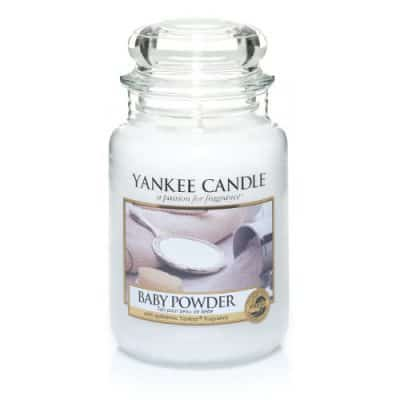 Yankee Candle Classic - Baby Powder