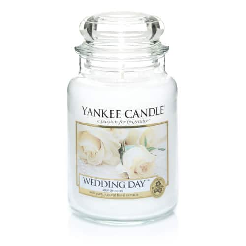 Yankee Candle Classic - Wedding Day