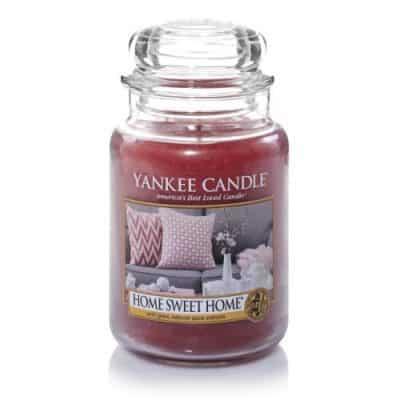 Yankee Candle Classic - Home Sweet Home