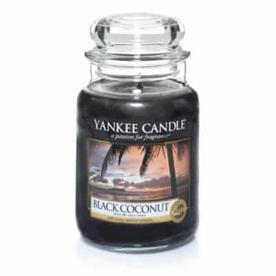 Yankee Candle Classic - Black Coconut