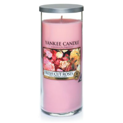 Yankee Candle Decor - Fresh Cut Rose
