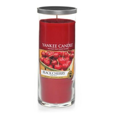 Yankee Candle Decor - Black Cherry