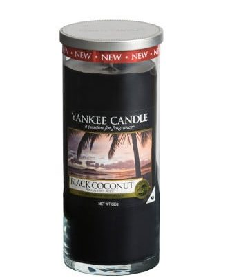 Yankee Candle Decor - Black Coconu