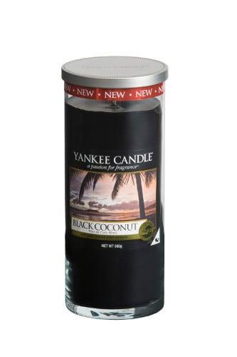 Yankee Candle Decor - Black Coconu