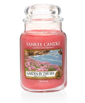 Yankee Candle Classic - Garden by the Sea