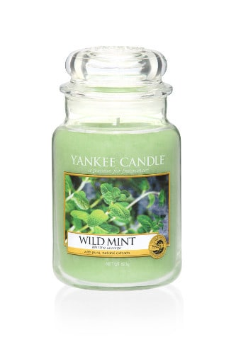 Yankee Candle Classic - Wild Mint