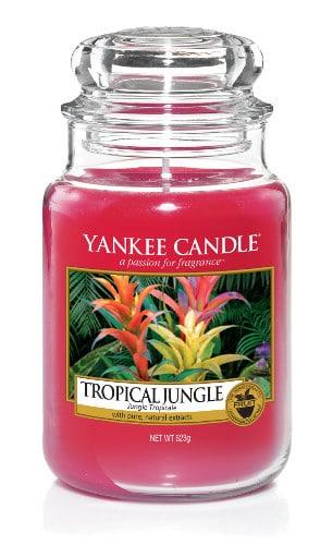 Yankee Candle Classic - Tropical Jungle