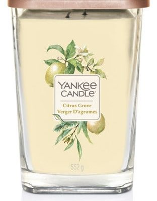 Yankee Candle Elevation - Citrus Grove