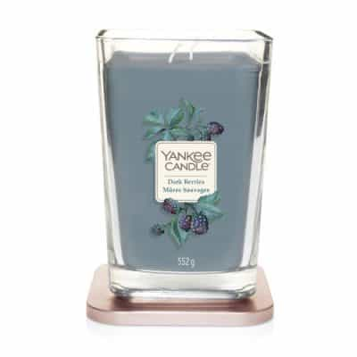 Yankee Candle Elevation - Dark Berries