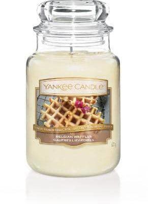 Yankee Candle Classic - Belgian Waffles