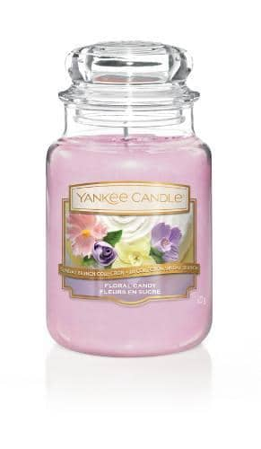 Yankee Candle Classic - Floral Candy
