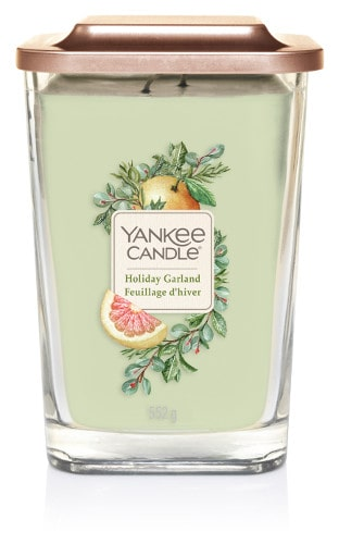 Yankee Candle Elevation - Holiday Garland